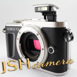 【中古】OLYMPUS ミラーレス一眼カメラ PEN E-PL9 ボディー ブラック jsh