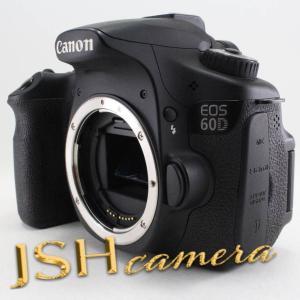 Canon デジタル一眼レフカメラ EOS 60D ボディ EOS60D jsh