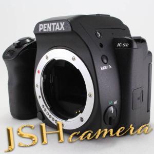 PENTAX デジタル一眼レフ PENTAX K-S2 ボディ (ブラック) K-S2 BODY (BLACK) 11579 jsh