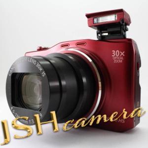 【中古】Canon デジタルカメラ Power Shot SX700 HS レッド 光学30倍ズーム PSSX700HS(RE)|jsh
