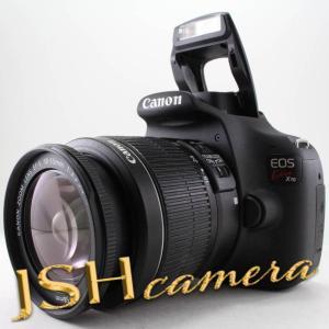 Canon デジタル一眼レフカメラ EOS Kiss X70 レンズキット EF-S18-55mm F3.5-5.6 IS II付属 KISSX70-1855IS2LK jsh