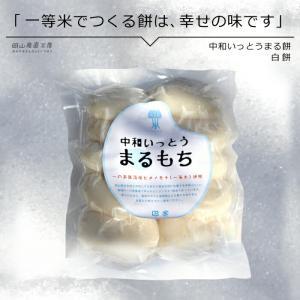 中和いっとうまる餅 白 500g 10 ヶ入 お歳暮 お正月 ギフト|jshop-web