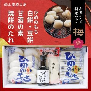 ふるさと特産セット梅 岡山県新庄村産 |jshop-web