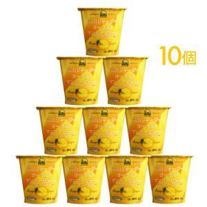 蒜山ジャージーヨーグルトマンゴーピューレ10個セット(ラッピング対応)