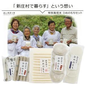 ひめのもちセット 新庄村で暮らす |jshop-web