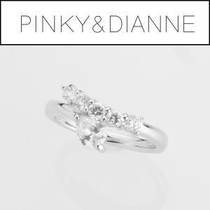 [PINKY&DIANNE][送料無料]ピンキー&ダイアン シルバーピンキーリング Pinkie Wish 2号〜6号[ラッピング無料]|jsj