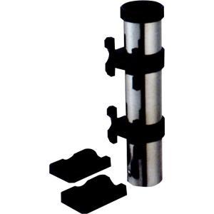 ステンレス サイド ロッドホルダー 内径39mm パイプ / 壁面取付型|jsptokai