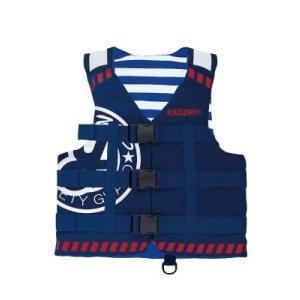 【SALE】小型特殊 水上オートバイ救命胴衣 ライフジャケット ジェットスキー マリンジェット ゲットアップ マリン ボーダー 海 川 メンズ レディース|jsptokai