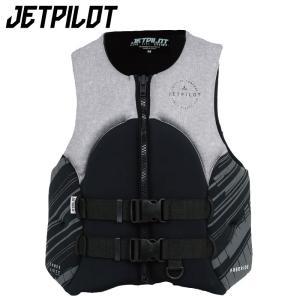 【2020新作】 JA20113 ジェットパイロット ライフジャケット FREERIDE F/E VEST ネオベスト JCI予備検査承認 メンズ ジェットスキーウエットスーツ|jsptokai