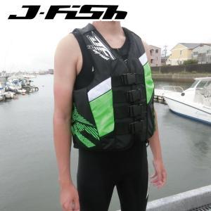【SALE】ジェイフィッシュ エボリューション EVOLUTION ライフジャケット JCI検査OK ジェットスキー マリンジェット 水上バイク ライフベスト|jsptokai