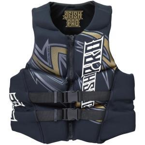 【SALE】JNV-382 ジェイフィッシュ ライフジャケット ネオプレン  ウエット素材 JCI予備検査認定 ジェットスキー水上バイク 水上オートバイ|jsptokai