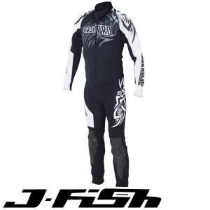 【SALE】JWS-385 ジェイフイッシュ プロレーシング PRO ウェットスーツ メンズ ジェットスキー JFISH 水上オートバイ マリンウエア  J-FISH |jsptokai