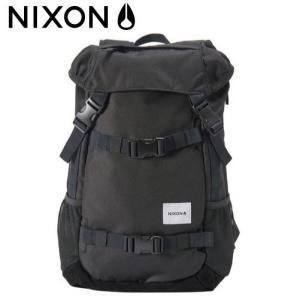 正規品 NC2256001 ニクソンNIXON SMALLLANDLOCK ALLBLACK スター...