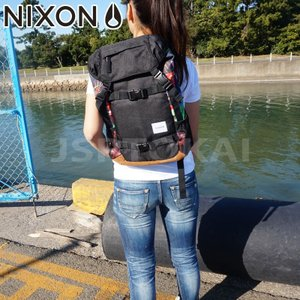 NC22561633 ニクソン   NIXON SMALLLANDLOCK BLACKPARADCE...
