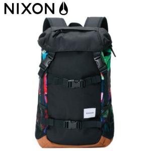 NC22561633 ニクソン   NIXON SMALLLANDLOCK BLACKPARADCE リュック バックパック  サーフィン アウトドア 人気ブランド jsptokai 06