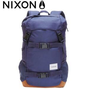 ニクソン NIXON リュック バックパック スケート SMALL LANDLOCK スモールランド...