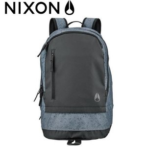 ニクソン NIXON  RIDGE BACKPACK NC2550145-00 GRAY リュック ...