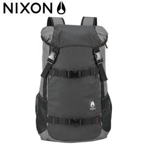 ニクソンNIXON LANDLOCK3 NC28132101-00 CONCRETE リュック バッ...