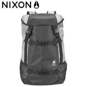 ニクソンNIXON LANDLOCK3  NC28132101-00 CONCRETE リュック バ...