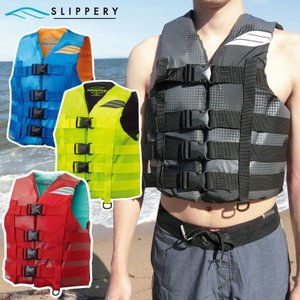 【SALE】スリップリー ライフジャケット ハイドロベスト JCI検査 ジェットスキー マリンジェット 水上バイク   slippery jsptokai