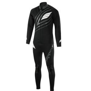 【SALE】スリップリー ウエットスーツ BREAKER 2   ブレーカースーツ ロングジョン&ボレロ  SLIPPERY  水上バイク マリンウエア 男性  SW2502 jsptokai