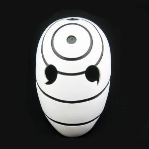 コスプレ 小道具 ナルト うちはオビト風 マスク コスチューム