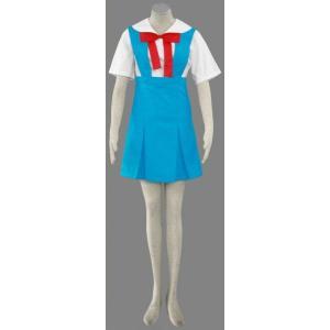 コスプレ 衣装 新世紀エヴァンゲリオン 第3新東京市第壱中学校女子制服 コスチューム