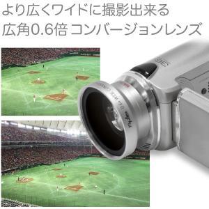 My Lens 0.6倍(広角)ワイドコンバー...の詳細画像2