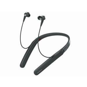 [パッケージ破れ] SONY WI-1000X-B(ブラック) ワイヤレスノイズキャンセリングステレ...