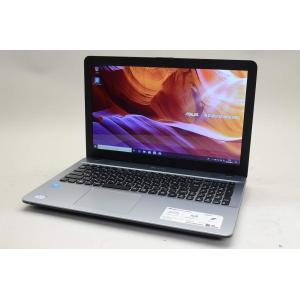 中古 ノートパソコン ASUS VivoBook A541SA-XX468TS シルバーグラディエン...
