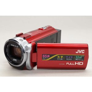 中古 ビデオカメラ JVC Everio GZ-E765(R)