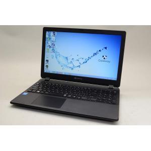 中古 ノートパソコン Gateway NE513-N14D/KF ミッドナイトブラック