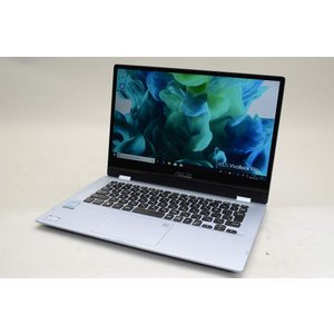 中古 ノートパソコン ASUS VivoBook TP412UA-S8130 シルバー