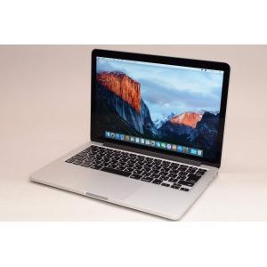 中古 Apple MacBook Pro 13インチ 2.7GHz Retinaディスプレイモデル ...