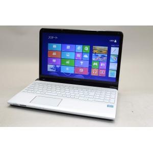 中古 ノートパソコン SONY VAIO Eシリーズ SVE15127CJW ホワイト