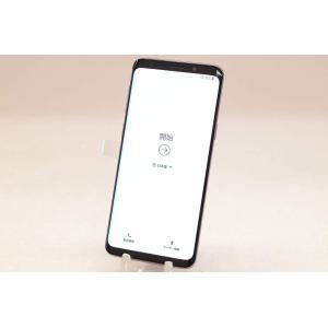 [中古] docomo SAMSUNG Galaxy S9 SC-02K ライラックパープル