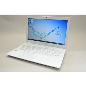 中古 ノートパソコン Gateway NE574-N38G/F ホワイト