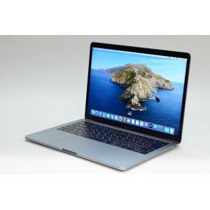 中古 Apple MacBook Pro 13インチ 2.3GHz スペースグレイ MPXQ2J/A