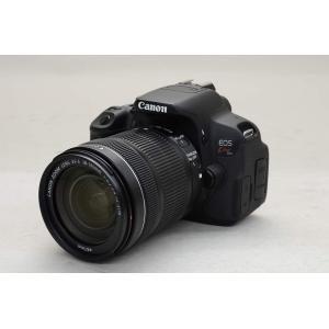 中古 一眼レフ Canon EOS Kiss X6i レンズキット (18-135STM) 6557...