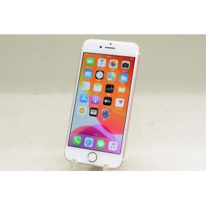 中古 SIMフリー Apple iPhone7 32GB ローズゴールド