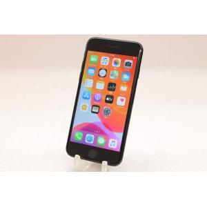 [中古] SIMフリー Apple iPhone7 32GB ジェットブラック