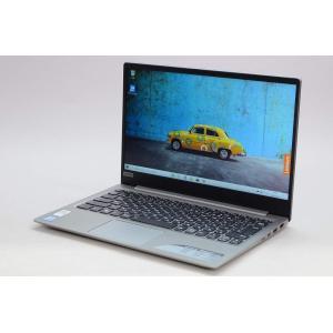 中古 ノートパソコン Lenovo IdeaPad 320S 81AK00BEJP ミネラルグレー