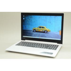 [中古] Lenovo IdeaPad 320 80XR009UJP ブリザードホワイト