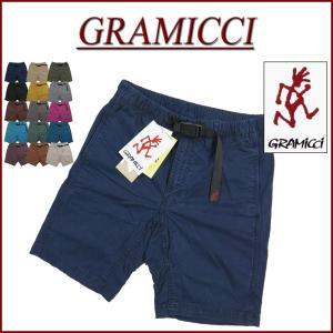 グラミチ GRAMICCI ニュー ナロー ショートパンツ 1245-NOJ
