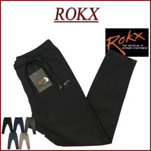 ROKX ロックス LIGHT TREK PANT ストレッチ コットン ライトトレックパンツ RX...