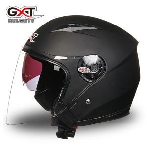 【商品説明】 ヘルメットブランド:GXT 品番:512 タイプ:ジェット 材質:ABS 重さ:約10...