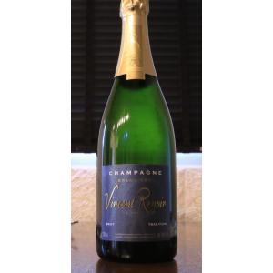 Champagne Vincent Renoir Brut Grand Cru  シャンパーニュ ヴァンサン ルノワール  ブリュット グラン クリュ|juan-les-pins-shop