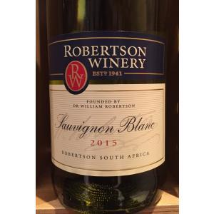 Robertson Winery Sauvignon Blanc 2017年 ロバートソン ワイナリー ソーヴィニオン ブラン 2015年|juan-les-pins-shop