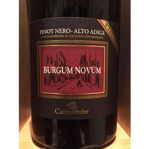 Pinot Nero Burgum Novum Riserva ピノ・ネロ ブルグムノヴム・リゼルヴァ juan-les-pins-shop