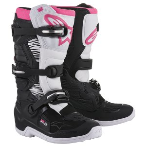 Alpinestars アルパインスターズ STELLA TECH3 ステラ テック3ブーツ オフロードブーツ 女性専用 送料無料|jubet-store